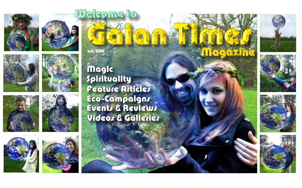 Welcome to Gaian Times 2015