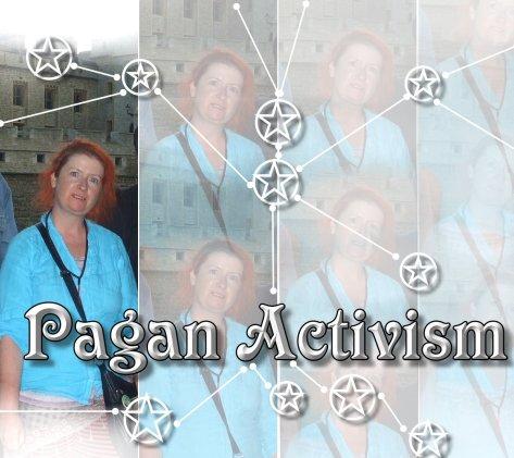 Just Jo - Pagan Activism