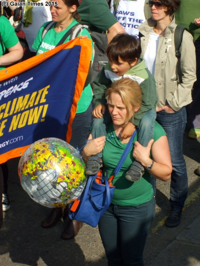 Gallery: Climate Change March 2014