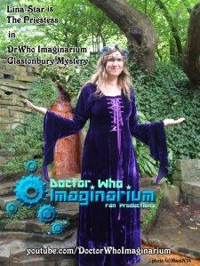 Lina-Star Priestess -DrWho Imaginarium Glastonbury Mystery (c)ManiN2014
