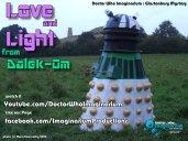 Dalek-Om in Glastonbury