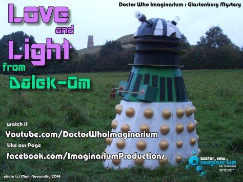 Love&Light from Dalek-Om (c)ManiN2014