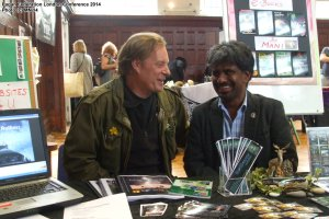 Mike Stygal & Mani Navasothy - Pagan Federation London Conference 2014